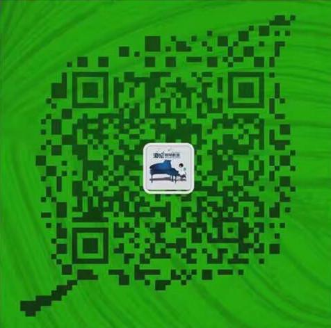 海伦钢琴教室微信二维码